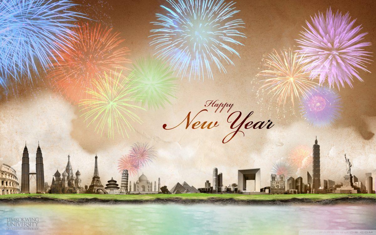 картинки и картички за нова година празнува по света